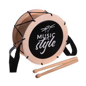 """Игрушка детская барабан """"Music Style""""  11779"""