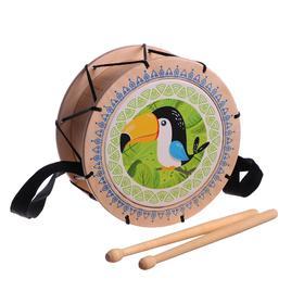 "Игрушка детская барабан ""Тукан""  11668"