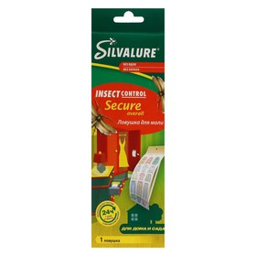 Клеевая ловушка от платяной моли Silvalure Secure overall