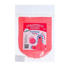 Воздушная масса для лепки FunCorp Playclay, розовый, 30 г