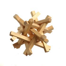 Головоломка «Снежинка» 12 элементов