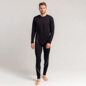Male Terms (Pants), Black, Size 52 (7)