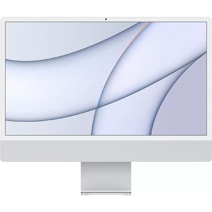 "Моноблок Apple iMac M1 24"" (MGPD3RU/A), Retina 4.5K, 8 core CPU, 8 core GPU, 512Gb, цвет сер - фото 50953297"