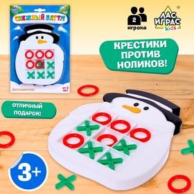 Настольная игра «Снежный баттл»