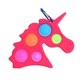 Игрушка-антистресс «Единорог», цвета МИКС