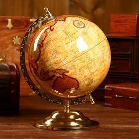 """Сувенир глобус """"Авторитет"""" 22х20х28 см"""