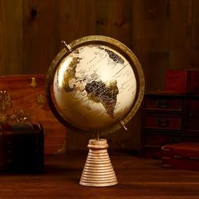 """Сувенир глобус """"Свет"""" 24х20х28 см"""