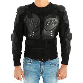 Защита тела, мотоциклетная, мужская, размер XXXL, цвет черный, ZT 124