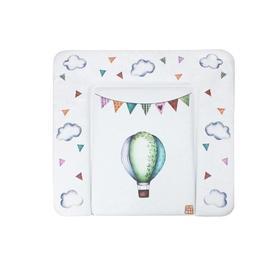 Пеленальный матрасик «Воздушные шары», 82х73 см