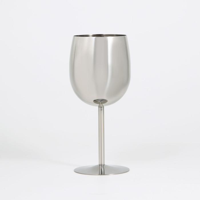 Бокал винный, 17,7×7,5 см, для коктейлей, глянцевый - фото 1418602