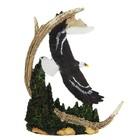 """Сувенир """"Полёт орла над лесом"""""""