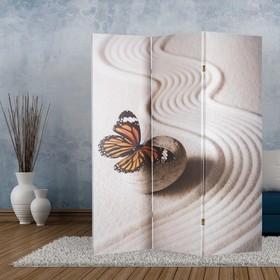 """Ширма """"Бабочка. Декор 3"""", 160 × 150 см"""