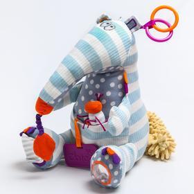 Развивающая игрушка «Муравьед» сидячий серия Primo