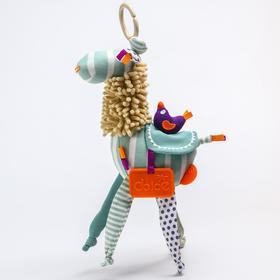 Развивающая игрушка «Активная Лама» серия Primo