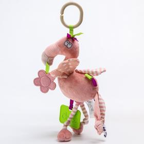 Развивающая игрушка «Птичка. Фламинго» серия Primo