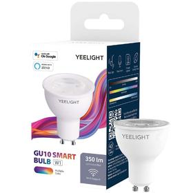 Умная лампочка Yeelight Smart bulb, GU10, 6 Вт, 350 Лм, 1700–6500 K