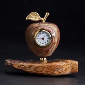 """Часы """"Яблоко на ладони"""", оникс"""