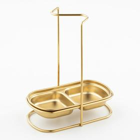 {{photo.Alt || photo.Description || 'Подставка под половник, 16×9,5×19,5 см, цвет золото'}}