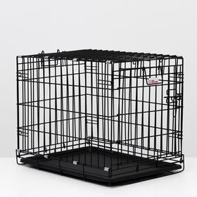 Клетка для собак № 2,, 63 х 46 х 50 см, 10 кг