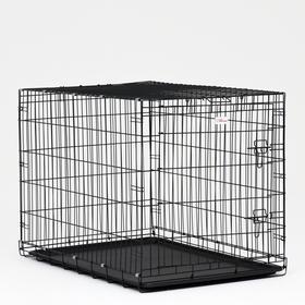 Клетка для собак № 6, 120 х 79 х 83 см, 18 кг