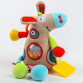 Развивающая игрушка «Теленок»