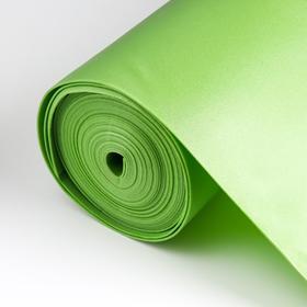 Евролон флористический 2 мм, нежная зелень, рулон 1х10 м