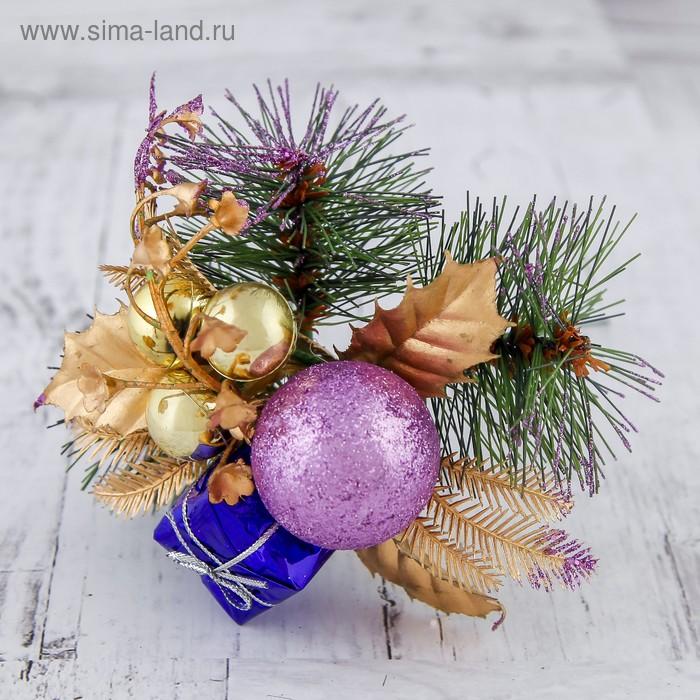 "Декор новогодний ""Ёлки иголки"""