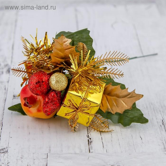 """Декор новогодний """"Фруктовый"""""""
