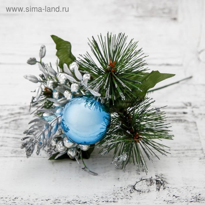 """Декор новогодний """"Северное сияние"""""""