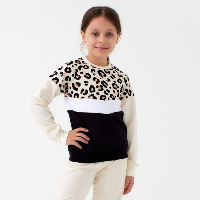 """Толстовка детская KAFTAN """"Trendy"""" р.28 (86-92) - фото 3745198"""
