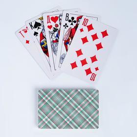 "Карты игральные бумажные ""Дама"", 36 шт, 8.7х5.7 см"