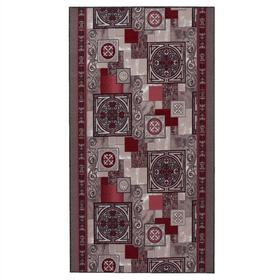 Дорожка ковровая, размер 120х200 см, войлок
