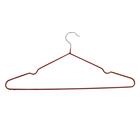 Вешалка-плечики с антискользящим покрытием, размер 42-46, цвет бронзовый