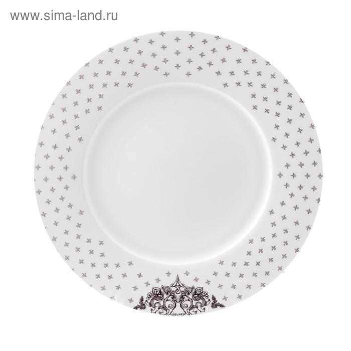 Тарелка Varvara Premium