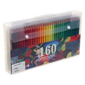 Карандаши цветные масляные 160 цветов