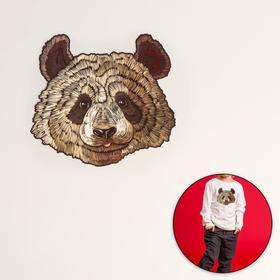 Термотрансфер «Медведь», 10,7 × 10 см