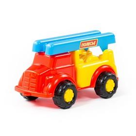 Машина пожарная «Антошка», цвета МИКС