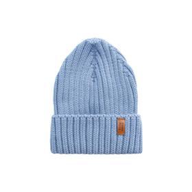 Шапка для мальчика, размер 50-52 см, цвет голубой
