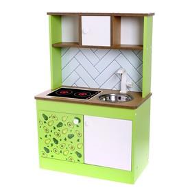 Набор игровой мебели «Детская кухня Авокадо»