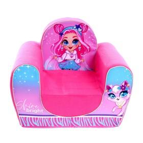 Мягкая игрушка «Кресло Shaine bright», МИКС