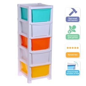 Система модульного хранения, 5 секций