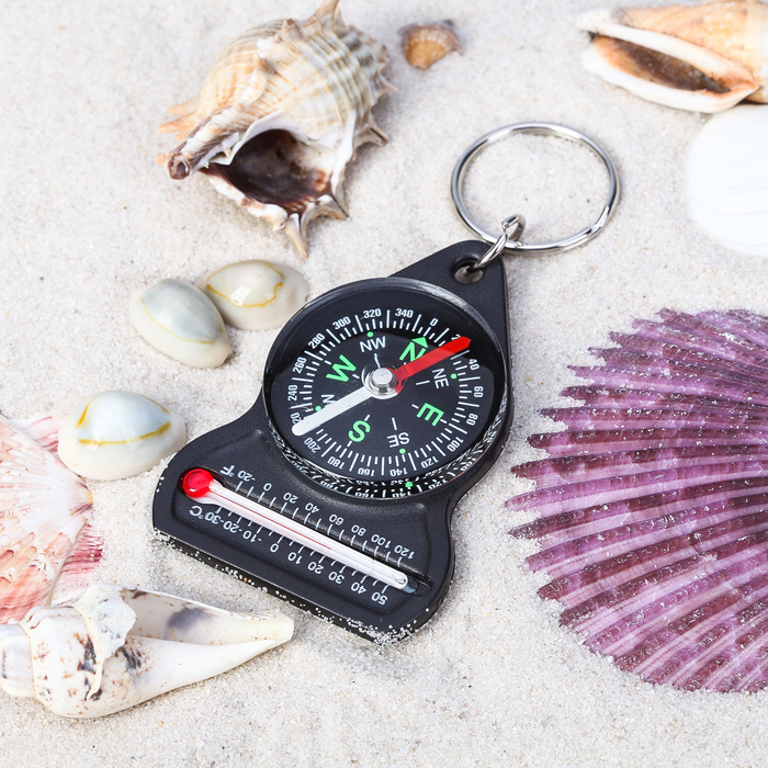 Компас с термометром РC35W