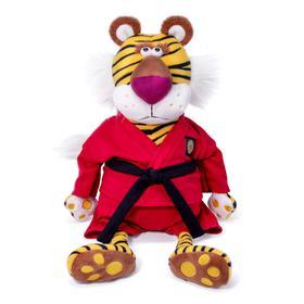 Мягкая игрушка «Тигр Эд - борец», 32 см