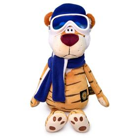 Мягкая игрушка «Тигр Карл», 30 см
