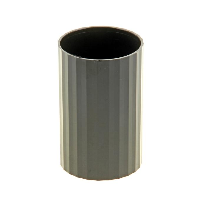 """Подставка-стакан для пишущих принадлежностей """"Гранд"""", чёрный"""