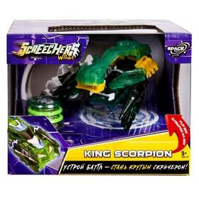 Машинка-трансформер Дикие Скричеры «Кинг Скорпион S2»