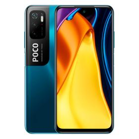 Смартфон Xiaomi POCO M3 Pro NFC RU, 6.5'', IPS, 6Гб, 128Гб, 48Мп, 8Мп, 5000мАч, синий