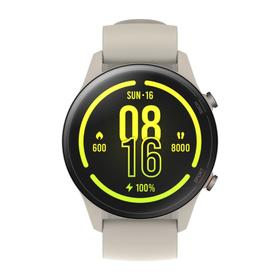 "Смарт-часы Xiaomi Mi Watch (BHR4723GL), 1.39"", Amoled, пульсометр, шагомер, 420 мАч, белые"