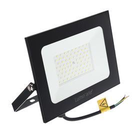 Прожектор светодиодный Luminarte LFL-100W/05, 100 Вт, 5700 К, 8000 Лм, IP65, черный,