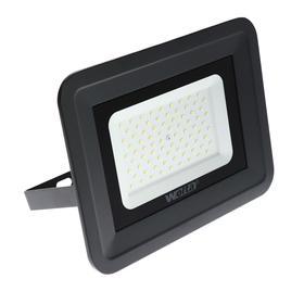 Прожектор светодиодный WOLTA WFL-70W/06, 70 Вт, 5700 К, 6300 Лм, IP65, серый